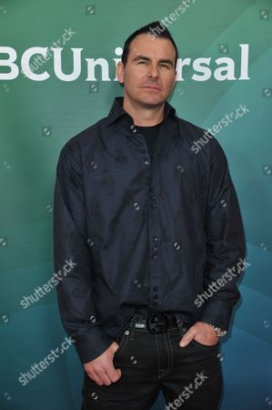 Editorial image of NBC/Universal Winter 2014 TCA, Pasadena, USA