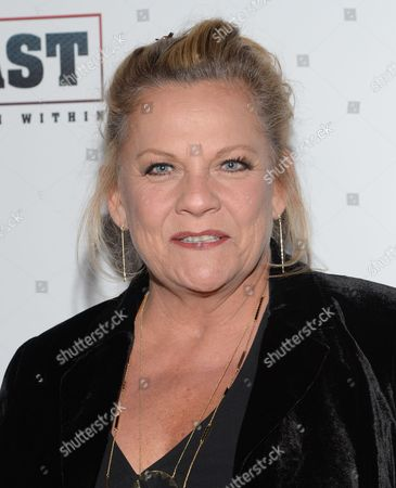 """Kim Zimmer attends the premiere of """"23Blast"""" at the Regal Cinemas E-Walk Theater on in New York"""