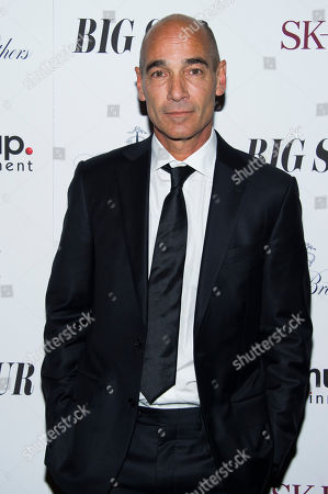 """Jean-Marc Barr attends the premiere of """"Big Sur"""", in New York"""