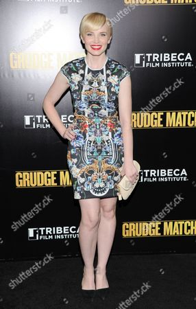"Editorial photo of NY Premiere of ""Grudge Match"", New York, USA"