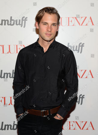 "Stock Photo of Actor Ryan Vigilant attends a special screening of ""Affluenza"" at the SVA Theater on in New York"