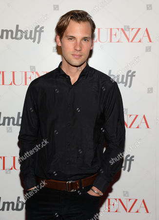 "Actor Ryan Vigilant attends a special screening of ""Affluenza"" at the SVA Theater on in New York"