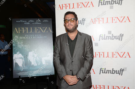 """Editorial picture of NY Special Screening of """"Affluenza"""", New York, USA"""
