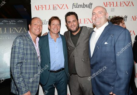"Editorial image of NY Special Screening of ""Affluenza"", New York, USA"