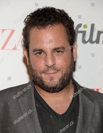 """Stock Image of Director Kevin Asch attends a special screening of """"Affluenza"""" at the SVA Theater on in New York"""