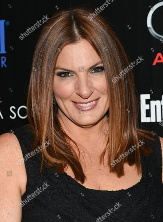 """Ann Russo attends a special screening of """"Captain America: Civil War"""", hosted by The Cinema Society and Audi, at Brookfield Place, Henry R. Luce Auditorium, in New York"""