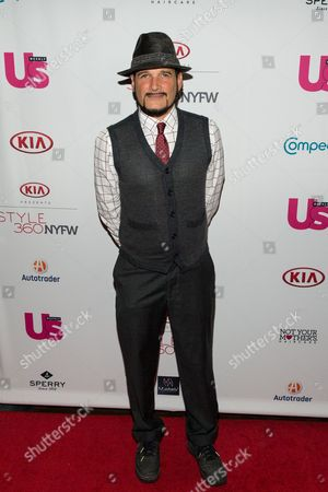 Phillip Bloch attends the US WEEKLY celebrates Fashion Week at KIA STYLE360, in New York