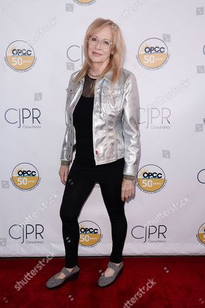 Stock Picture of Director Penelope Spheeris attends the OPCC 50th Anniversary Celebration at The Broad Stage on in Santa Monica, Calif