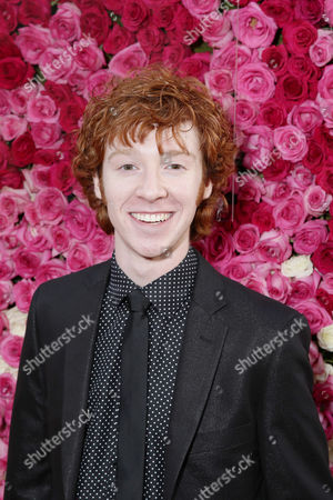 """Grayson Russell seen at Open Road Presents the World Premiere of """"Mother's Day"""" at TCL Chinese Theatre, in Hollywood"""