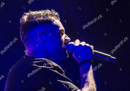Editorial photo of Outcry Tour 2015 - , Atlanta, USA
