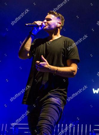 Editorial image of Outcry Tour 2015 - , Atlanta, USA