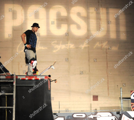 Christian Hosoi attends the 2012 Summer Lex Event presented by PacSun on in Los Angeles, CA