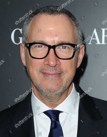 Stock Picture of Edward Menicheschi attends the Georgio Armani party to celebrate Paris Photo Los Angeles at Paramount Studios on in Los Angeles