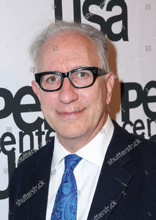 Stock Image of Howard Rodman, President of the Writers Guild of America, West, attends the PEN Center USA's 25th Annual Literacy Awards Festival at the Beverly Wilshire Hotel, in Beverly Hills, Calif