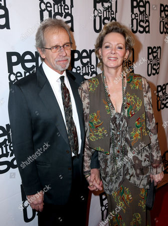Stock Image of Richard Gilliland and Jean Smart attend the PEN Center USA's 25th Annual Literacy Awards Festival at the Beverly Wilshire Hotel, in Beverly Hills, Calif