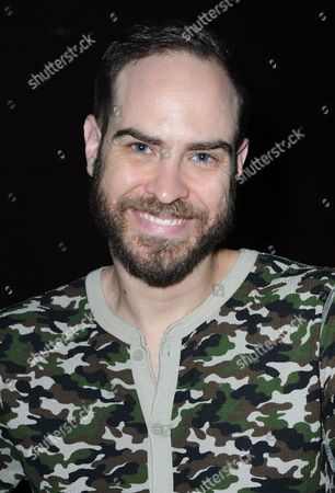 Stock Image of DJ Jeffrey Tonnesen attends Perez Hilton's Pajama Birthday Party at the El Rey Theatre on in Los Angeles