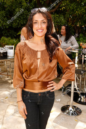 Mirelly Taylor attends the Polish Play and emPower Chrome Girl Nail Lacquer Debut on in Los Angeles