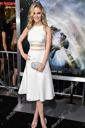 """Editorial photo of Premiere Of """"Project Almanac"""", Los Angeles, USA"""