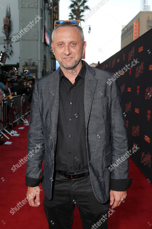 Stock Picture of Marius Biegai attends the premiere of Pantelion Film's 'Cantinflas' at TCL Chinese Theatre on in Los Angeles