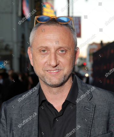 Stock Photo of Marius Biegai attends the premiere of Pantelion Film's 'Cantinflas' at TCL Chinese Theatre on in Los Angeles