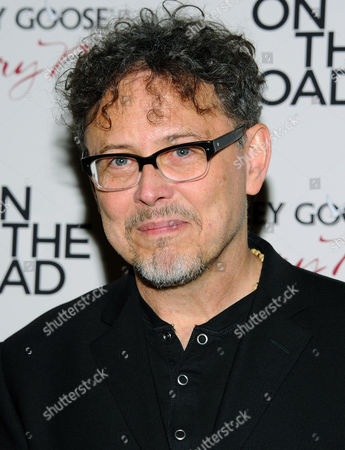 "Screenwriter Jose Rivera attends the premiere of ""On The Road"" at the SVA Theater on in New York"