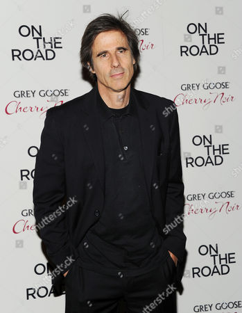 "Director Walter Salles attends the premiere of ""On The Road"" at the SVA Theater on in New York"