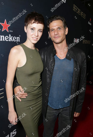 """Editorial image of Radius' """"Before We Go"""" Premiere, in partnership with Heineken and Aventine Trattoria, Hollywood, USA"""
