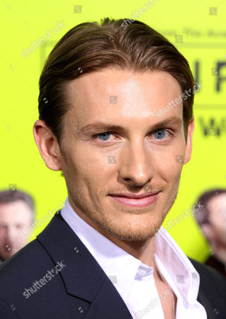 """James Hebert attends the premiere of """"Seven Psychopaths"""" at the Bruin Theatre on in Los Angeles"""