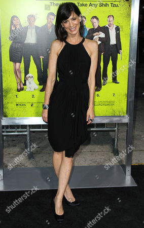 """Perry Reeves attends the premiere of """"Seven Psychopaths"""" at the Bruin Theatre on in Los Angeles"""