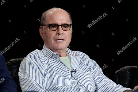 Clyde Phillips seen at Showtime's 2015 Winter TCA held at the The Langham Huntington, Pasadena, in Pasadena, Calif