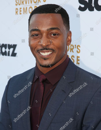 "RonReaco Lee arrives at the premiere of the STARZ original series ""Survivor Remorse"" on in Los Angeles. ""Survivor Remorse"" premieres Saturday, Oct. 4 exclusively on STARZ"