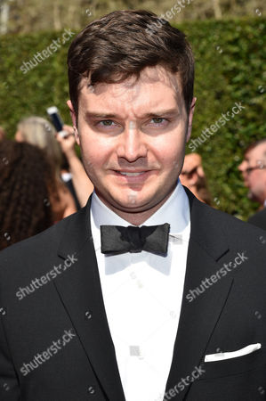 Stock Photo of Michael McMillian arrives at the Television Academy's Creative Arts Emmy Awards at the Nokia Theater L.A. LIVE, in Los Angeles
