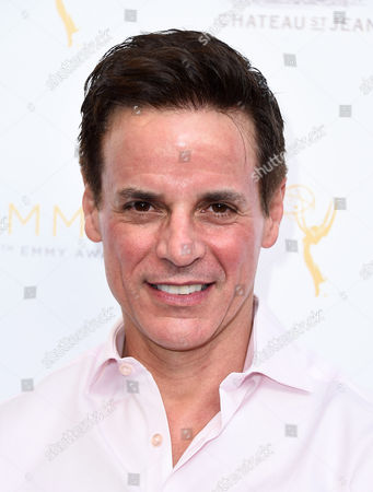 Christian LeBlanc arrives at the Television Academy's 67th Emmy Performance Peer Group Celebration at the Montage Beverly Hills on in Beverly Hills, Calif