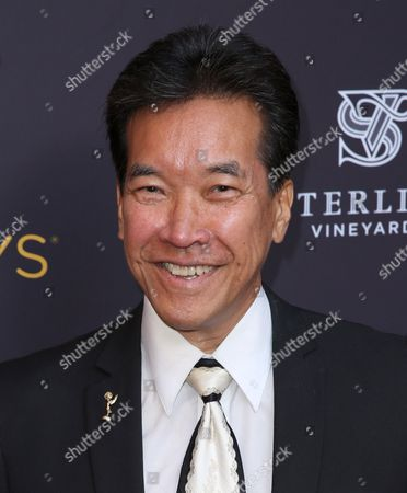Peter Kwong arrives at the Television Academy's Performers Emmy Celebration at the Montage Beverly Hills on
