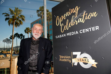 Robert David Hall attends the Television Academy 70th Anniversary Gala and Opening Celebration for its new Saban Media Center, in the NoHo Arts District in Los Angeles