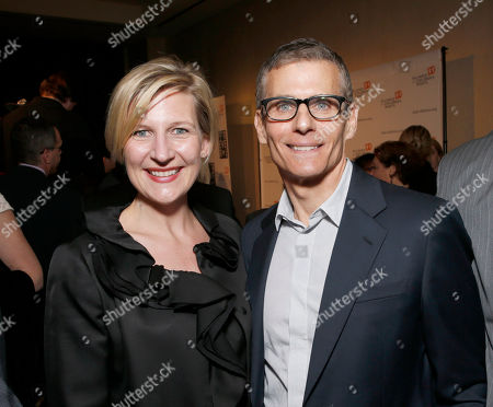 Sue Naegle and Michael Lombardo attend The Alliance for Children's Rights 21st Annual Dinner at The Beverly Hilton Hotel on in Beverly Hills, California