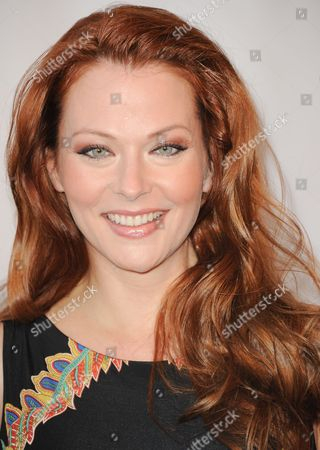 Anna Easteden arrives at the American Red Cross 7th Annual Red Tie Affair at the Fairmont Miramar Hotel on in Los Angeles