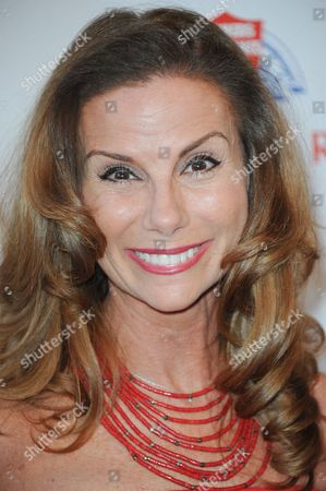Stock Picture of Lynda Erkiletian arrives at the American Red Cross 7th Annual Red Tie Affair at the Fairmont Miramar Hotel on in Los Angeles