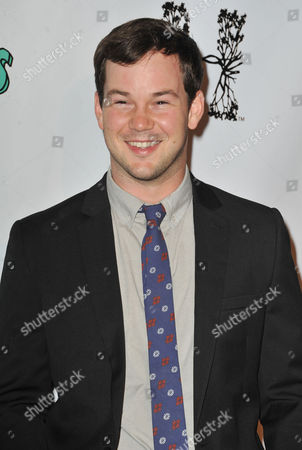 Stock Image of H Michael Croner arrives at The Groundlings 40th Anniversary Gala at Hyde, in Los Angeles