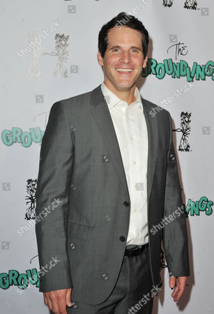 Ryan Gaul arrives at The Groundlings 40th Anniversary Gala at Hyde, in Los Angeles