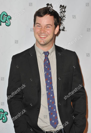 Stock Photo of H Michael Croner arrives at The Groundlings 40th Anniversary Gala at Hyde, in Los Angeles