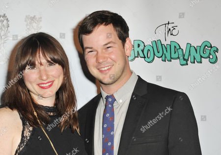 H Michael Croner arrives at The Groundlings 40th Anniversary Gala at Hyde, in Los Angeles