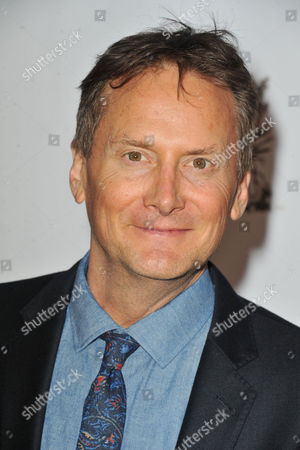 Michael Hitchcock arrives at The Groundlings 40th Anniversary Gala at Hyde, in Los Angeles