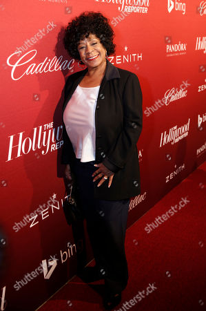 Merry Clayton arrives at The Hollywood Reporter Nominees Night presented by Cadillac, Bing, Delta, Pandora jewelry, Qua, and Zenith, at Spago, in Beverly Hills, Calif