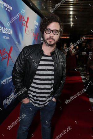 """Marty Shannon seen at The Los Angeles Premiere """"We Are X"""", in Los Angeles, CA"""