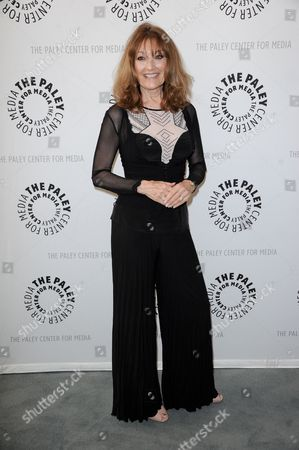 "Stock Picture of Kathy Lennon arrives at ""An Evening with Web Therapy:The Craze Continues..."" at The Paley Center For Media on in Los Angeles"