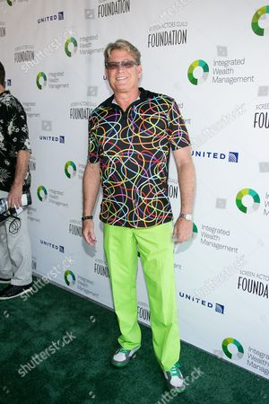 Editorial photo of The Screen Actors Guild Foundation 6th Annual Los Angeles Golf Classic - Red Carpet, Burbank, USA
