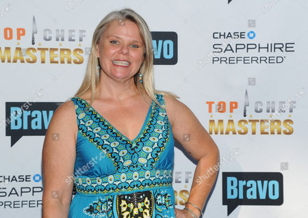 """Chef Jennifer Jasinski attends """"Top Chef Masters"""" Season 5 Premiere Tasting Event presented by Chase Sapphire Preferred and Bravo at 82 Mercer on in New York"""