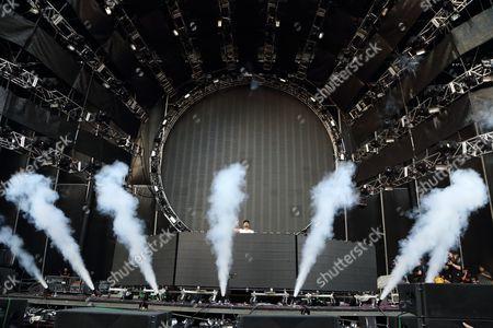 Editorial image of Ultra Music Festival - Day Three, Miami, USA