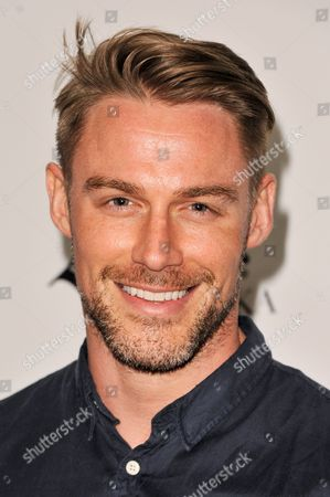 Jessie Pavelka arrives at the Unlikely Heroes Red Carpet Spring Benefit, in Los Angeles